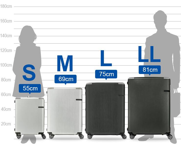 6563ca8ae3 サムソナイト Samsonite スーツケース キャリーバッグEvoa エヴォア ...