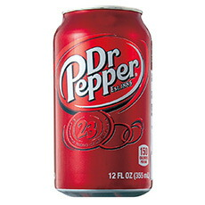 Dr Pepper(ドクターペッパー) ドクターペッパー 355ml×24本(1ケース) [正規輸入品]