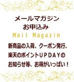 【メールマガジン】プリザーブドフラワーのお店ムニュムニュ【Flower Munyu Munyu】
