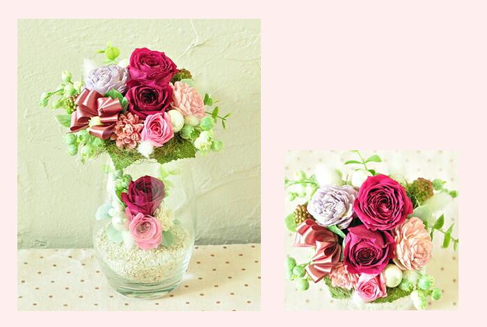 【ワイン】プリザーブドフラワーのお店ムニュムニュ【Flower Munyu Munyu】