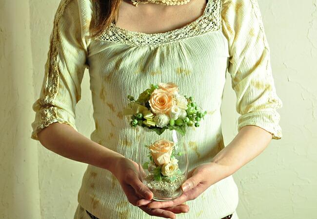 【サイズ】プリザーブドフラワーのお店ムニュムニュ【Flower Munyu Munyu】