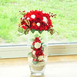 【プティ・バルーン・M】プリザーブドフラワーのお店ムニュムニュ【Flower Munyu Munyu】