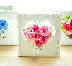 【ハートスタンド】プリザーブドフラワーのお店ムニュムニュ【Flower Munyu Munyu】