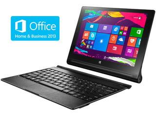 Lenovo/レノボ 10.1型SIMフリーWindowsタブレット YOGA Tablet 2 with Windows 32GB 59435738