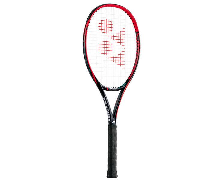 45cf7daa190f9f VCSV98-726 硬式テニスラケット VCORE SV98 Vコア エスブイ98(フレームのみ) 【LG1】 (グロスレッド)  商品情報素材高弾性カーボン+ブラックマイクロコア+ナノ ...