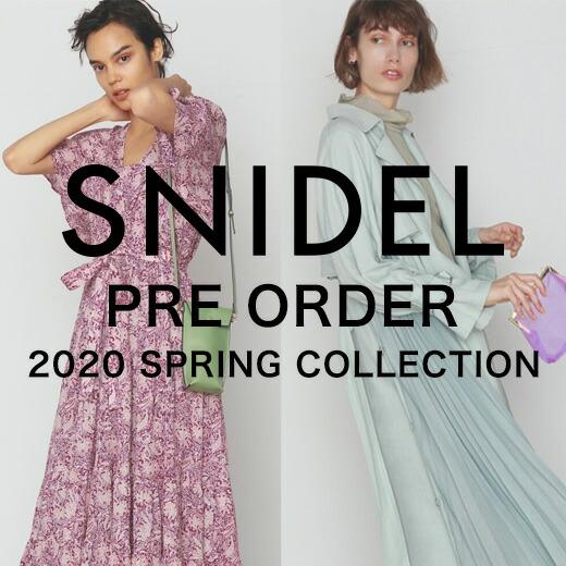 snidel_2020春先行予約