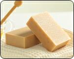 ハチミツ石鹸