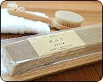 釜焚き 米ぬか棒石鹸