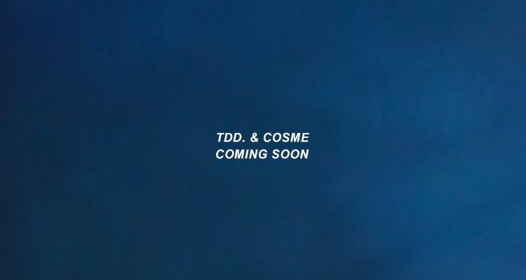 メンズコスメのTDD.& cosme