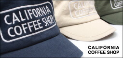 CALIFORNIA COFFEE SHOP×TENNIS DE DENISSロゴキャップ