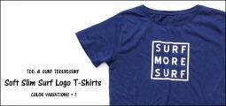サーフ ロゴ Tシャツ メンズ おしゃれ