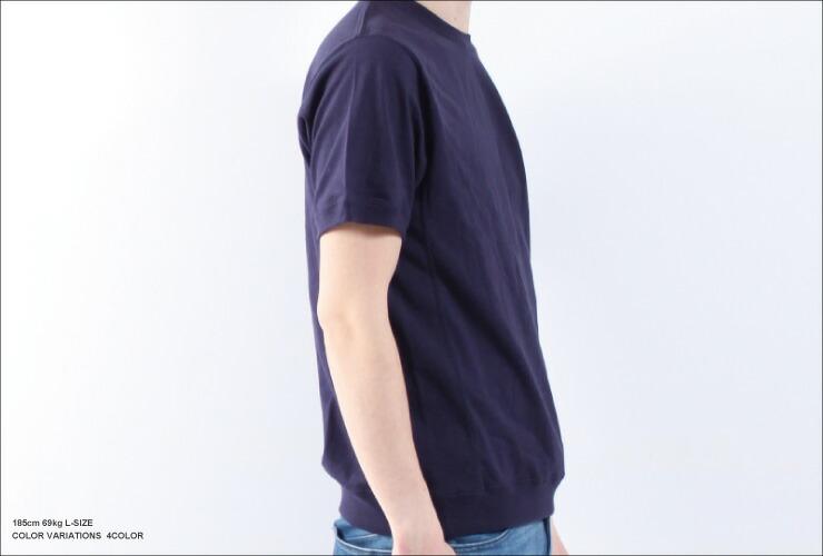 厚手 Tシャツ 半袖 無地