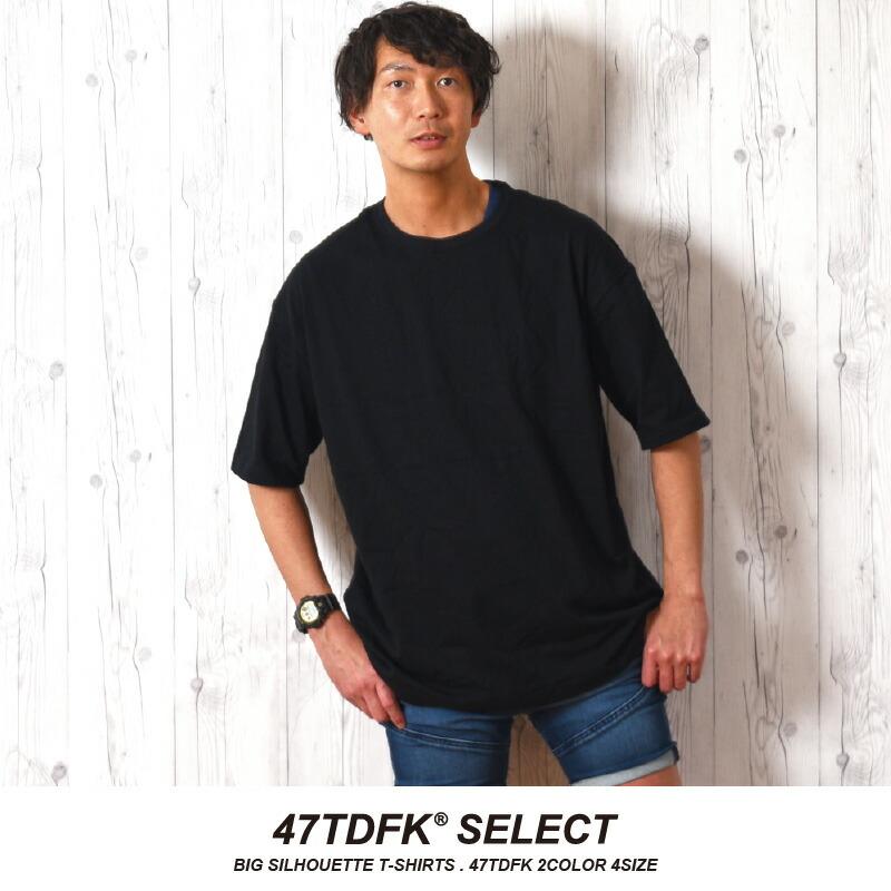 ビッグシルエットTシャツ