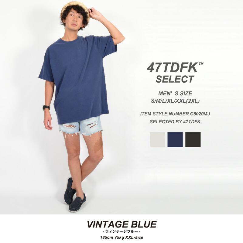 メンズ無地tシャツ/ヴィンテージおしゃれtシャツ