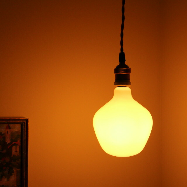 LED電球 e26 調光器対応