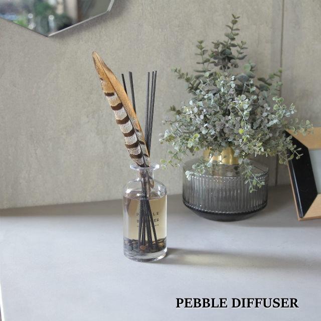 ディフューザー フレグランス 芳香剤 スティック ガラスボトル
