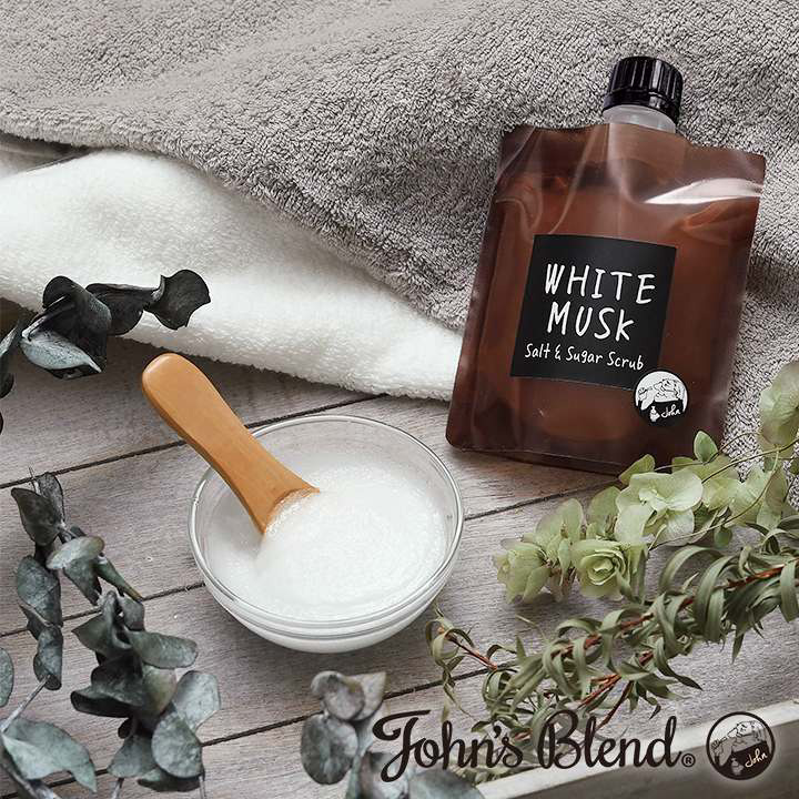 John's Blend Salt&Suger Scrub ソルト&シュガースクラブ