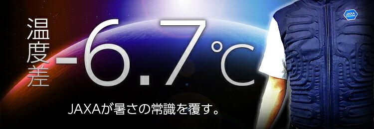 宇宙服の技術を応用し開発された冷却ベストが、体感したことのない冷却効果を発揮します!