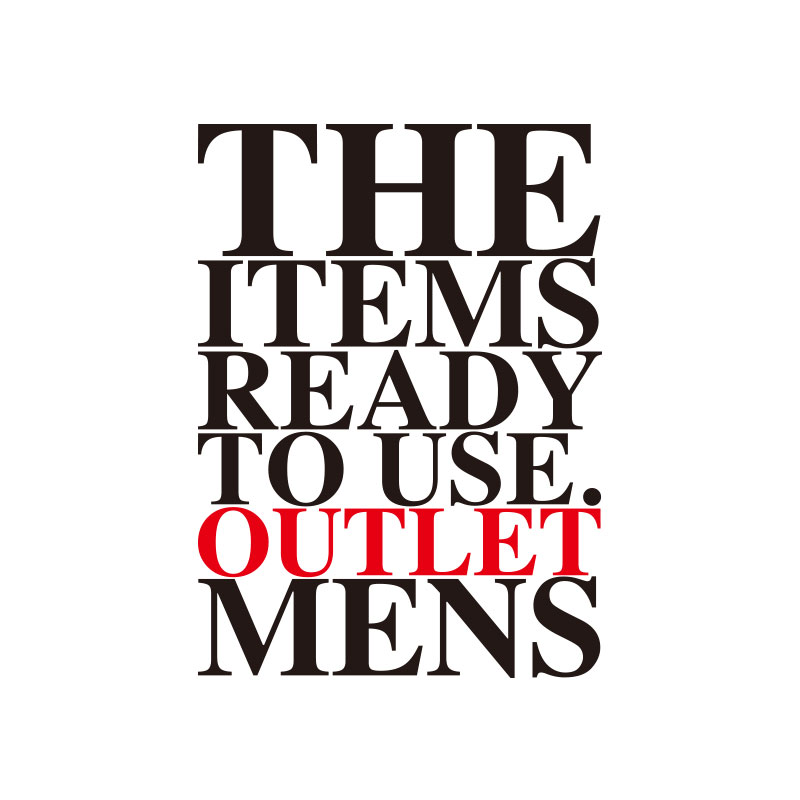 OUTLET MEN'S
