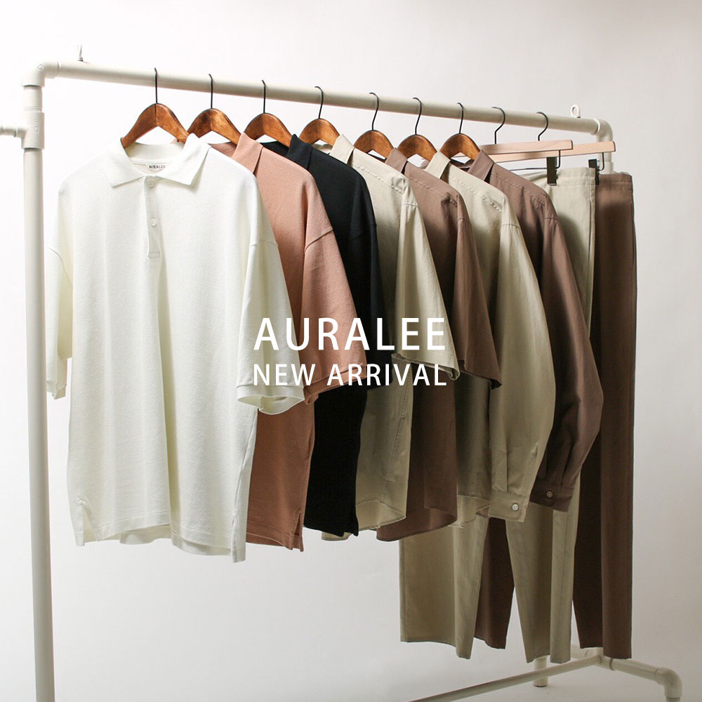 AURALEE men's