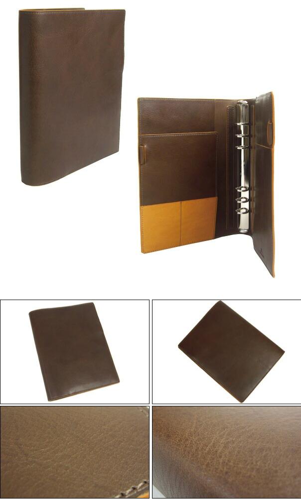 Ashford アシュフォード 本革製 システム手帳 A5サイズ タタンカ Tatanka No3071
