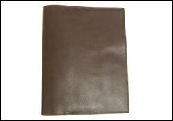 Ashford アシュフォード 本革製 システム手帳 A5サイズ タタンカ Tatanka No3071 ブラウン