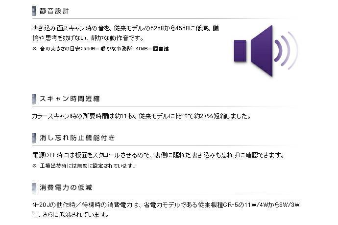PLUS コピーボード (プラス 電子黒板) 6