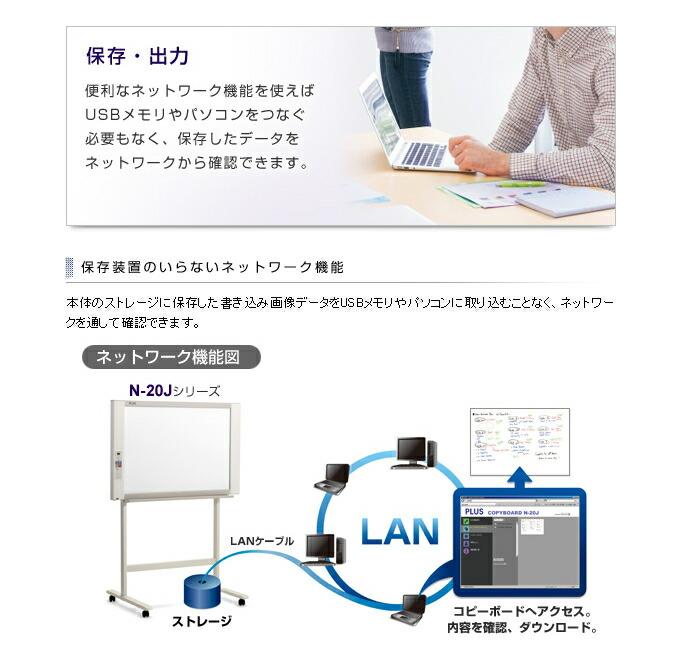 PLUS コピーボード (プラス 電子黒板) 7