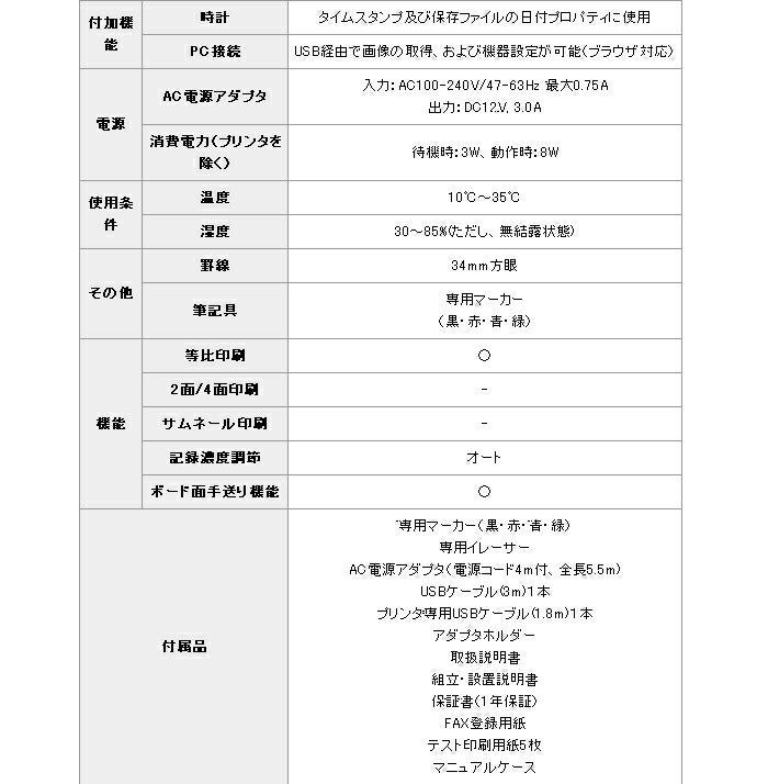 PLUS コピーボード (プラス 電子黒板) 14