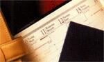 クオバディス 2010 手帳 ダイアリー ビジネス ソーホー