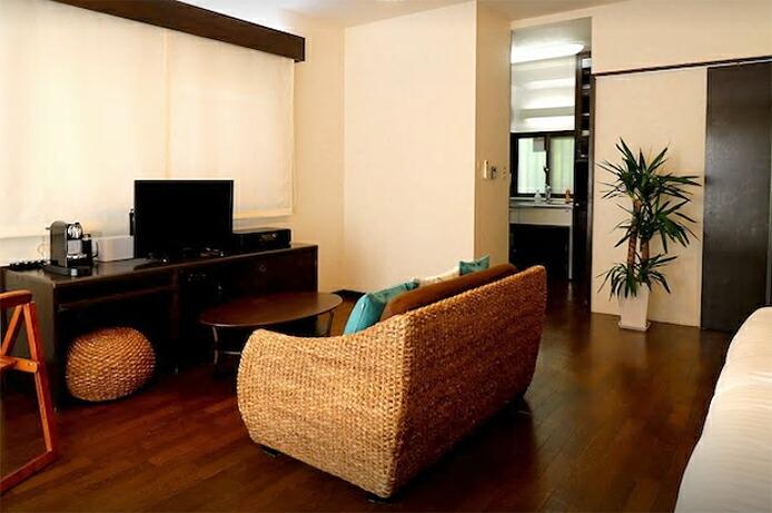 フクギテラス 家具