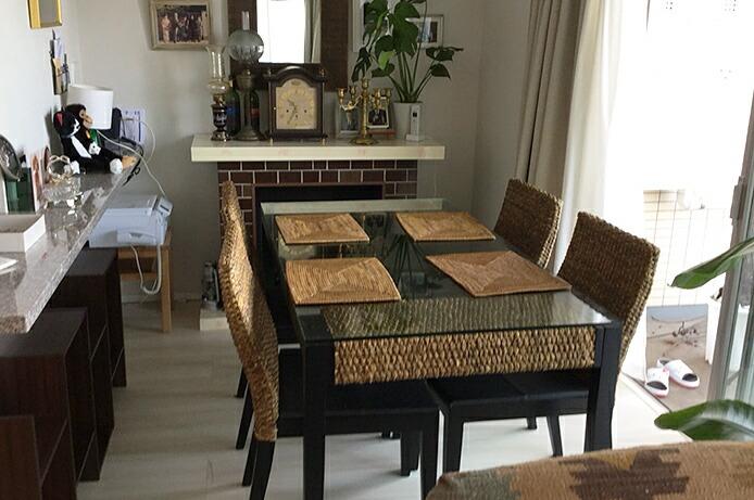 ウォーターヒヤシンステーブル