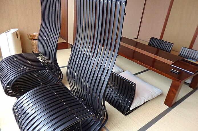 旅館 家具