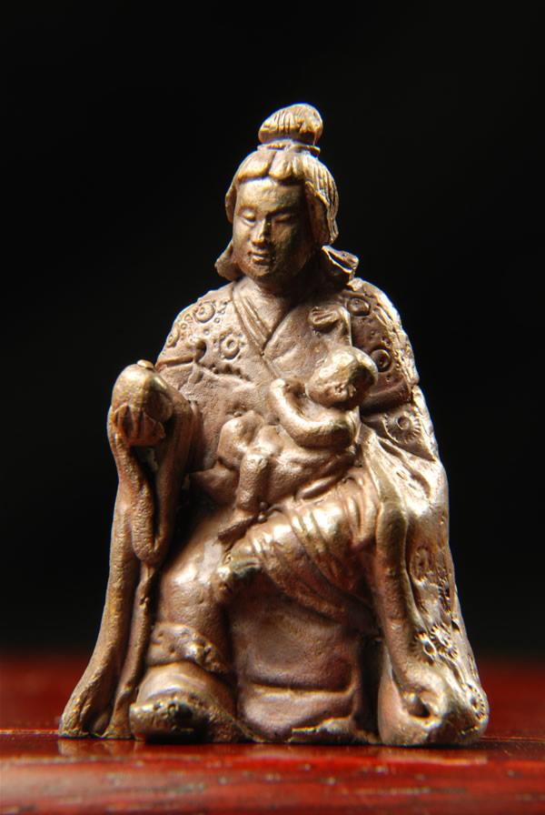 極小仏像鬼子母神 【楽天市場】極小仏像 鬼子母神:仏像仏画チベット美術卸の天竺堂