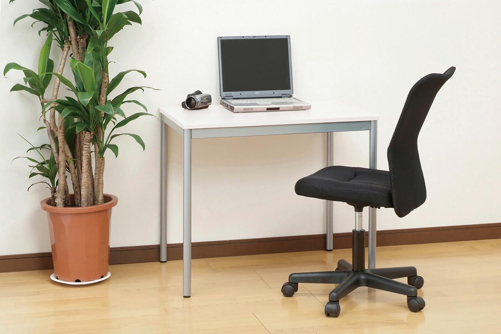 ユニットテーブル ダイニングテーブル ワーキングテーブル ワークデスク HEM-8060W ホワイト
