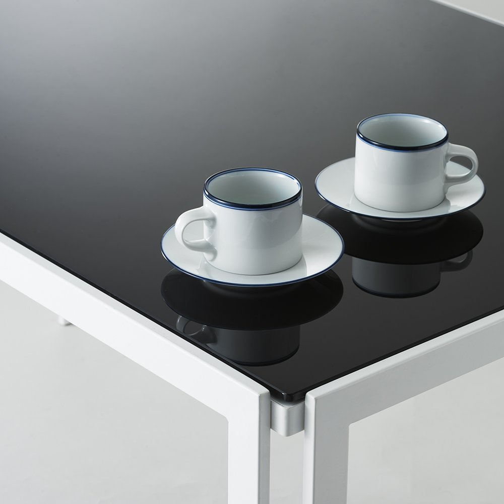 ホワイトフレームダイニングテーブル CMT-DT1480