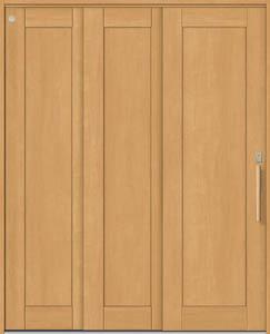 トステム ウッディライン 室内引戸 連動方式 3枚引戸 whrt-ckb