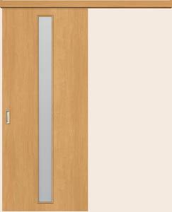 トステム ウッディライン 室内引戸 アウトセット方式 片引戸 wak-cf7