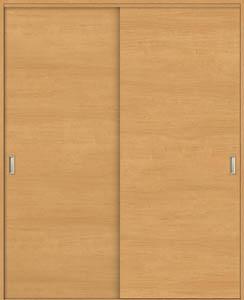 トステム ウッディライン 室内引戸 Vレール方式 引違い戸2枚建てwhh-cfe
