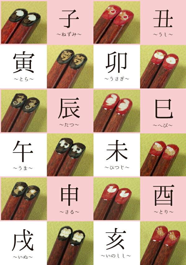 名前入りのお箸が送料無料!980円