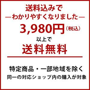 3980円税込以上送料無料ライン
