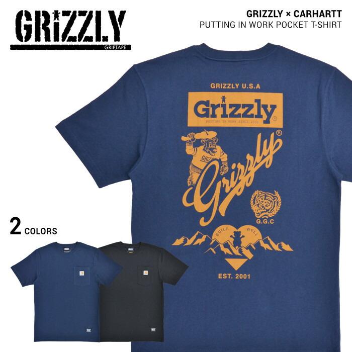 グリズリー GRIZZLY トップス