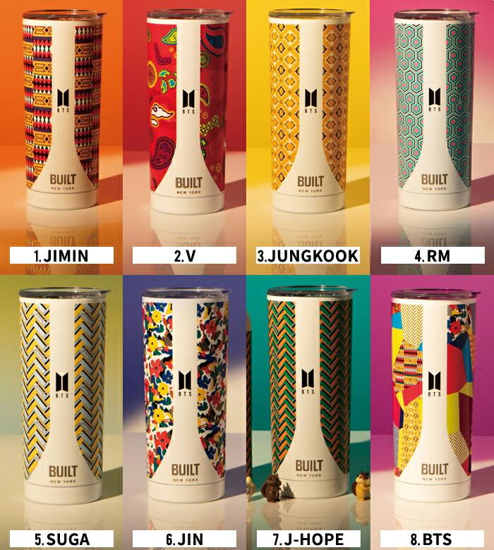 BTS ステンレスボトル タンブラー