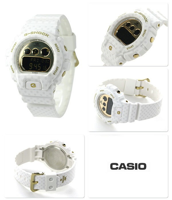 8e74126ae5b CASIO G-SHOCK x SUPRA GMD-S6900SP-7 LIMITED MODEL ORIGINAL