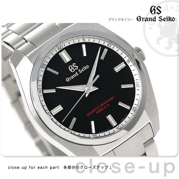 new style aacde d582b Grand SEIKO SBGX293 SEIKO watch men 9F quartz 39mm 強化耐磁 model GRAND SEIKO