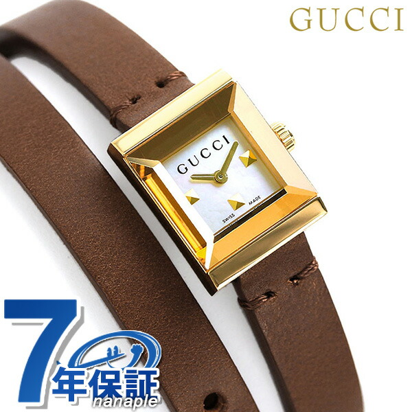 c8c561ef297 nanaple  Gucci clock Lady s GUCCI watch GG2570 collection 37mm ...