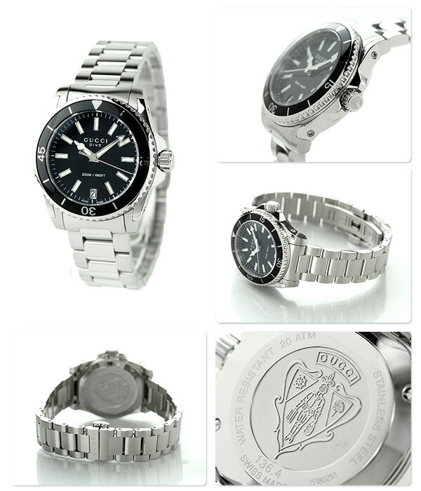 6a94b6bdb4c Gucci Dive Watch Manual