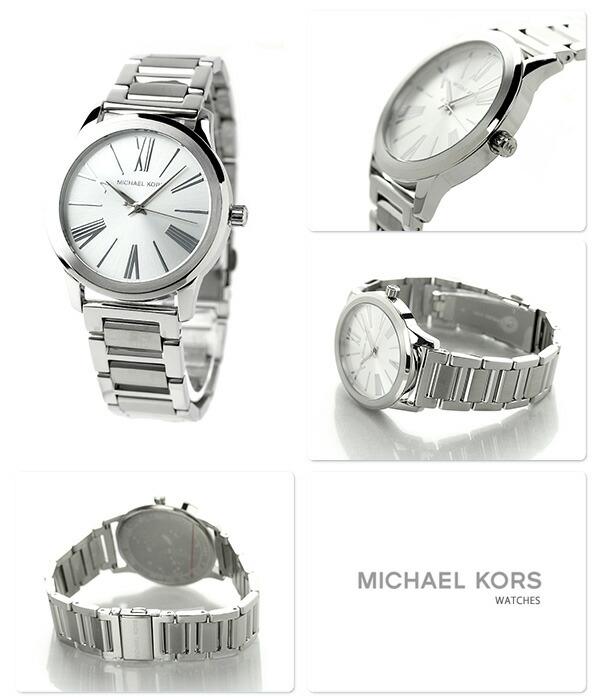 17043db9e740e Michael Kors Women s MK3489 Hartman Silver Dial Stainless Steel ...