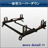 One Naniwa shop type supermarket down sheet rail