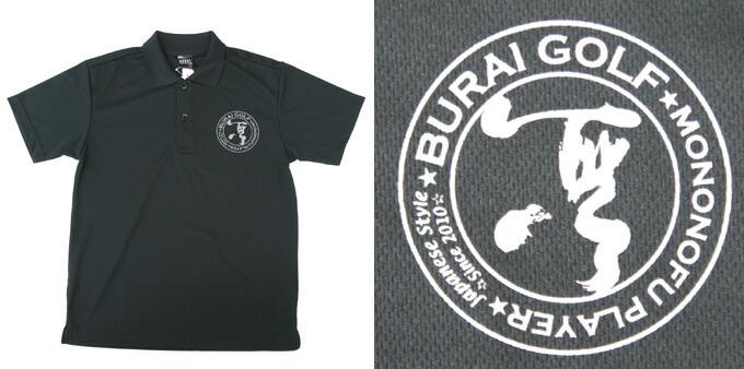 [BURAI GOLF] Bly Golf BG BG dryscarpolo shirt-SP0012